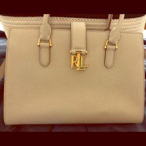 LAUREN Ralph Lauren purse 👜 W/ handles & strap